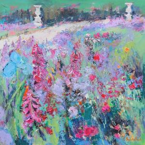 Parisienne Garden by Sylvia Paul