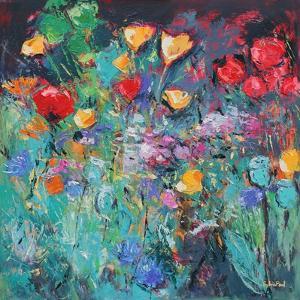 Poppy Parade by Sylvia Paul