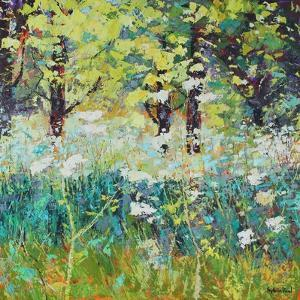 Spring Meadow by Sylvia Paul