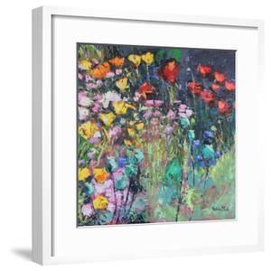Summer Meadow Flowers by Sylvia Paul