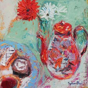 Teatime by Sylvia Paul
