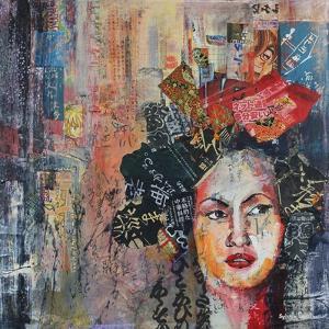 Tokyo Girl by Sylvia Paul