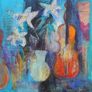 Trio 2014 by Sylvia Paul