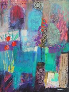 Twilight Garden 2012 by Sylvia Paul