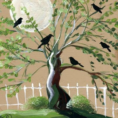 Country Crows by sylvia pimental