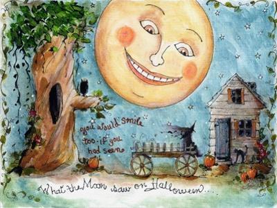 Halloween Moon by sylvia pimental