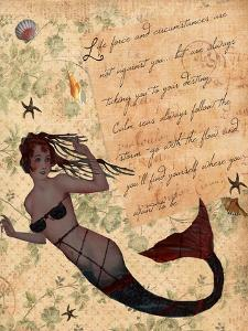 Life Force Inspirational Mermaid by sylvia pimental