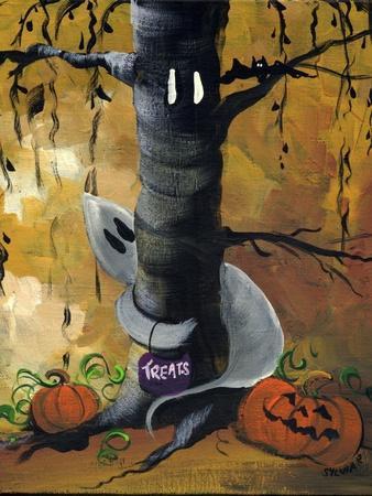 Peek A Boo Ghost & Jack O Lantern