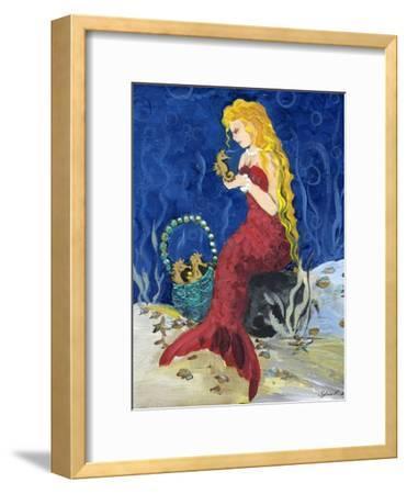 Seahorse Collector Mermaid