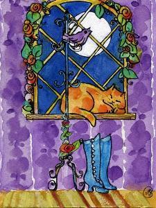 Sleeping Cat by sylvia pimental