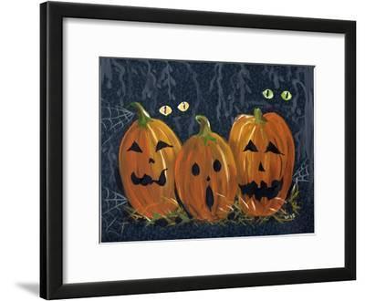 Spooky Eyes Halloween Pumpkins
