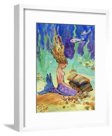 Treasure Chest Mermaid