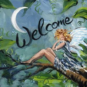 Welcome Angel by Sylvia Pimental