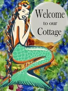Welcome to our Cottage by Sylvia Pimental