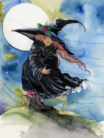 Windy Witch Halloween