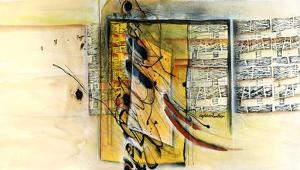 Vers la ruche by Sylvie Cloutier