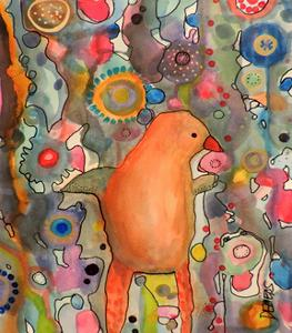 Primerose by Sylvie Demers