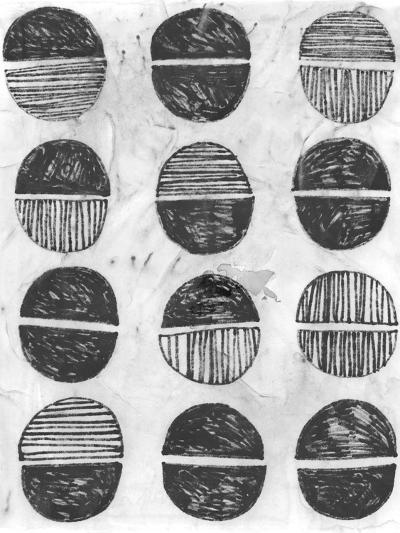 Symbol Imprint I-June Vess-Art Print