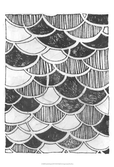 Symbol Imprint III-June Vess-Art Print