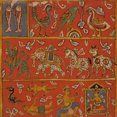 Symbolic Animals--Art Print