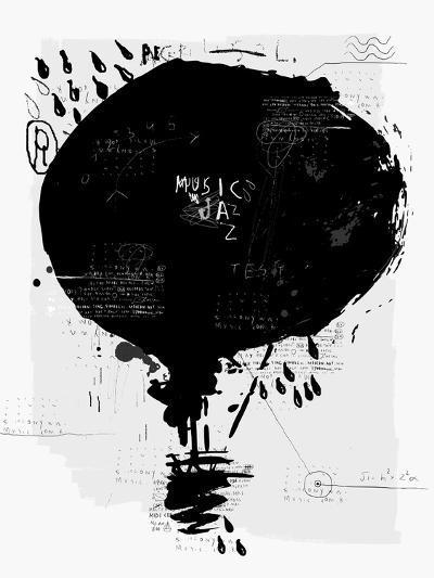 Symbolic Image of the Balloon-Dmitriip-Art Print