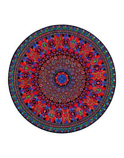 Symbols & Seedlings-Lawrence Chvotzkin-Art Print