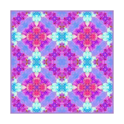 Symmetric Quartett-Alaya Gadeh-Art Print