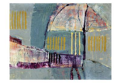 Symphonie-Jacques Clement-Art Print