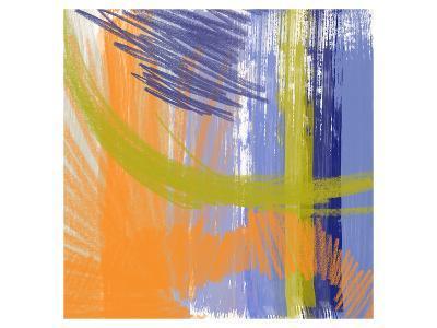 Symphony in Purple III-Yashna-Art Print