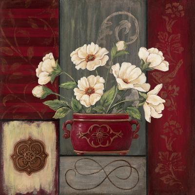 Symphony in White II-Jo Moulton-Art Print