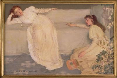 Symphony in White, No. III, 1865-67-James Abbott McNeill Whistler-Giclee Print