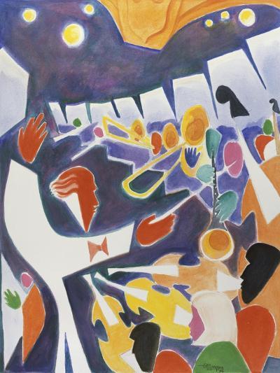 Symphony Series No.1-Gil Mayers-Giclee Print