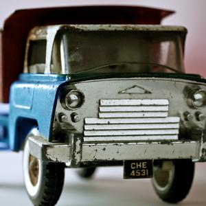 Blue Truck by Symposium Design
