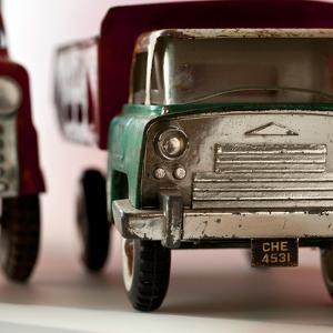 Green Truck by Symposium Design