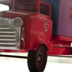 Red Truck by Symposium Design