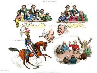 Symptoms of Being Amused, 1822-Henry Thomas Alken-Giclee Print