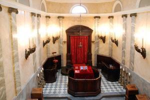 Synagogue in Parma, Italy