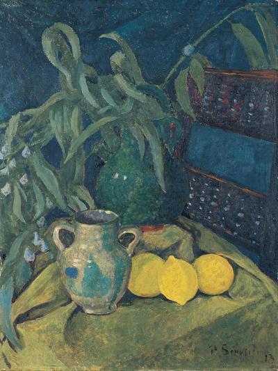 Synchrony in Green, 1913-Paul Sérusier-Giclee Print