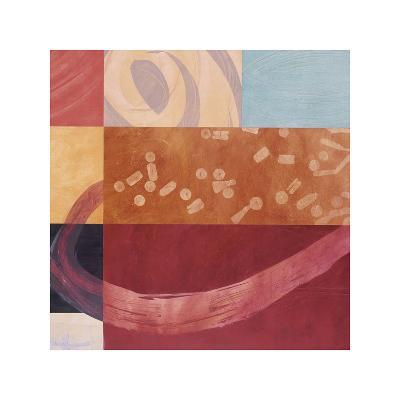 Synergistic Interchange I-Leslie Emery-Giclee Print