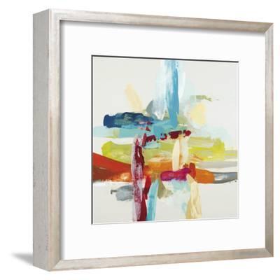 Synergy I-Randy Hibberd-Framed Art Print