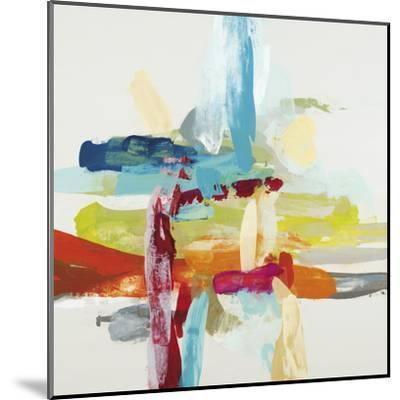 Synergy I-Randy Hibberd-Mounted Art Print