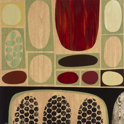 Synergy II-Mary Calkins-Giclee Print