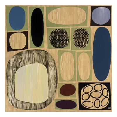 Synergy III-Mary Calkins-Premium Giclee Print