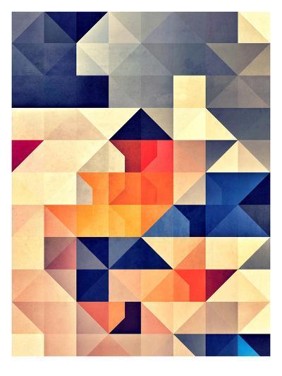 synny mwwve-Spires-Art Print