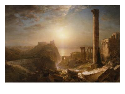 Syria by the Sea, 1873-Frederic Edwin Church-Giclee Print
