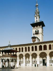 Syria, Great Mosque of Damascus