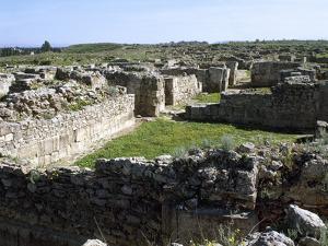 Syria. Ugarit. Remains