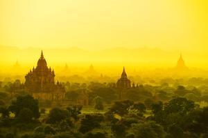 Bagan in Myanmar by szefei