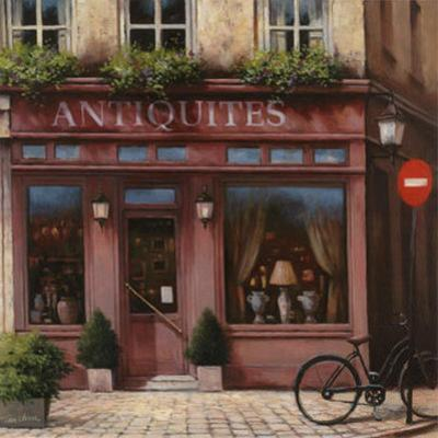 Antiquites by T^ C^ Chiu