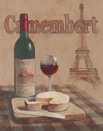 Camembert, Tour Eiffel